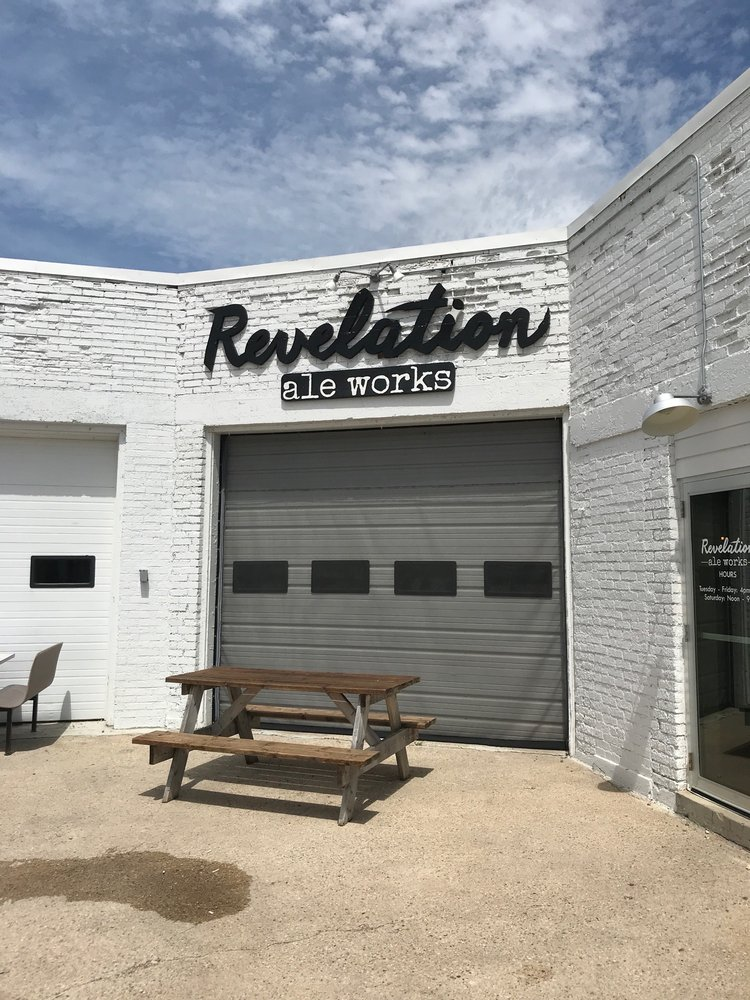 Revelation Ale Works: 146 S Atlantic Ave, Hallock, MN
