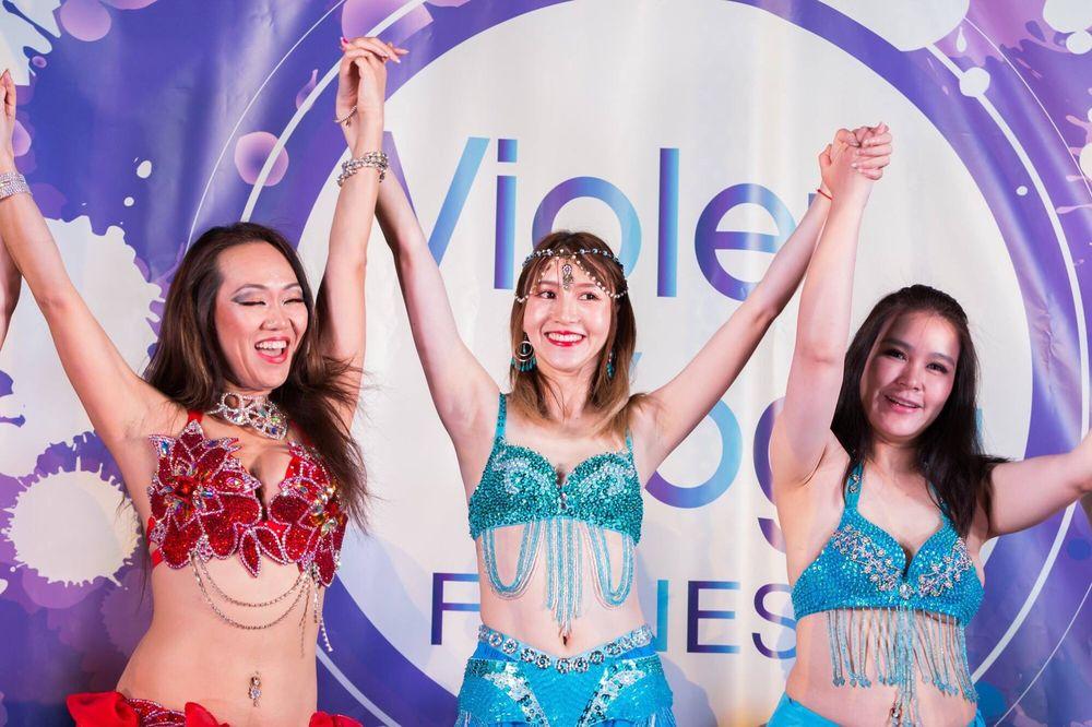 Violet Yoga Fitness