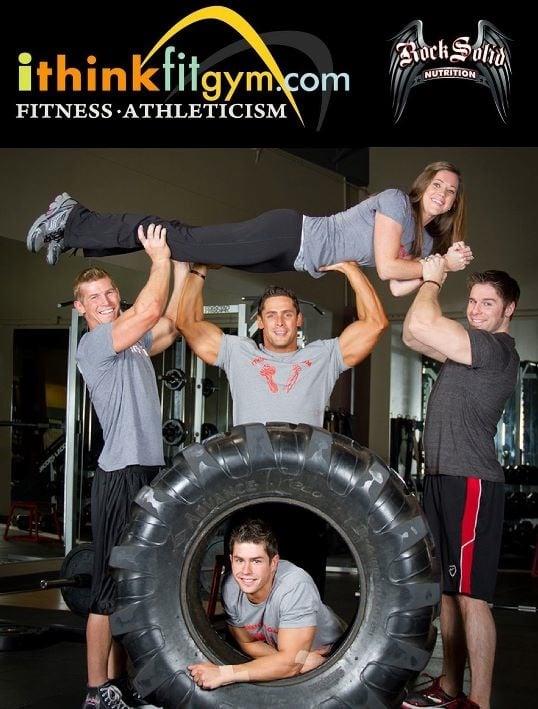 I Think Fit Gym: 2424 S 156th Cir, Omaha, NE