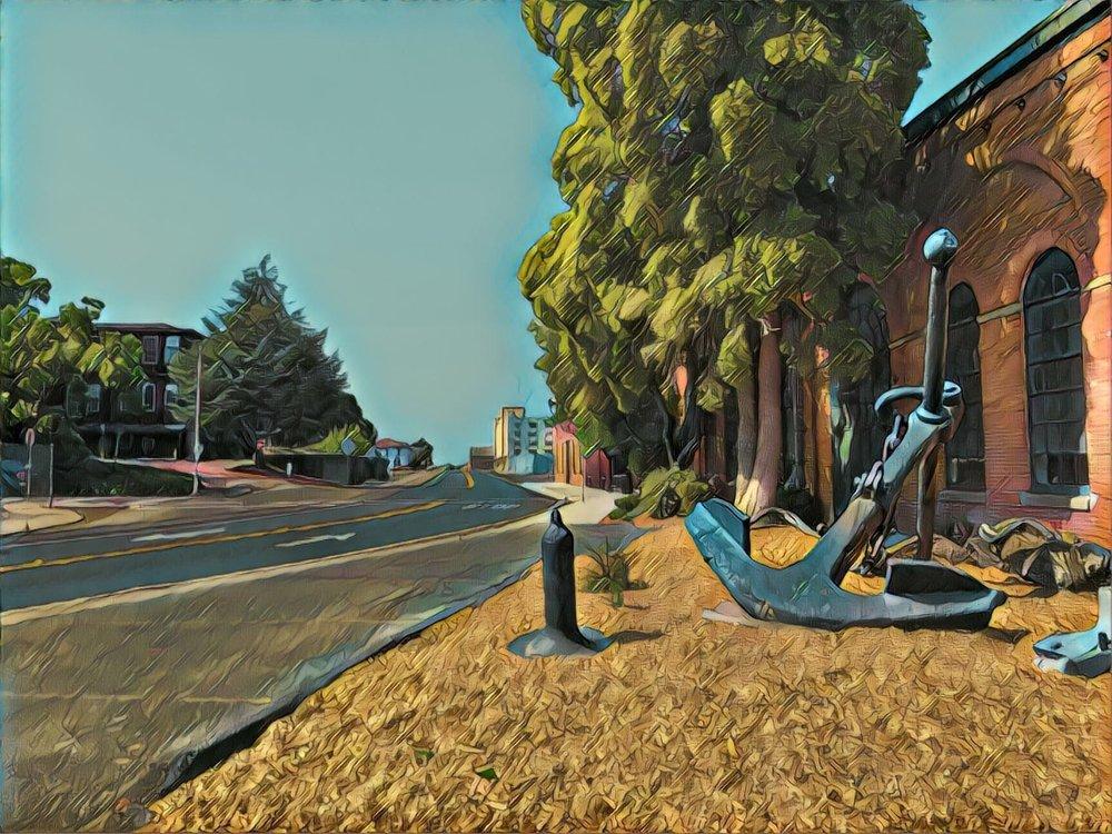 Mare Island Museum: 1100 Railroad Ave, Vallejo, CA