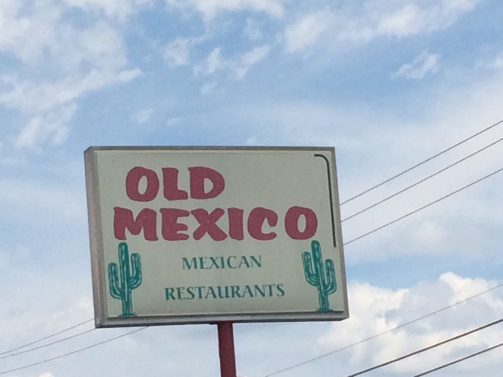 Old Mexico: 1248 S Eufaula Ave, Eufaula, AL
