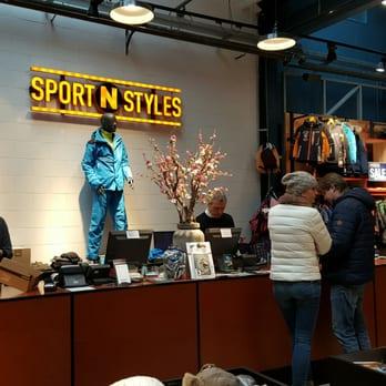 00529001769 Sport 'N Styles - Sports Wear - Gedempte Oude Gracht 88, Haarlem ...