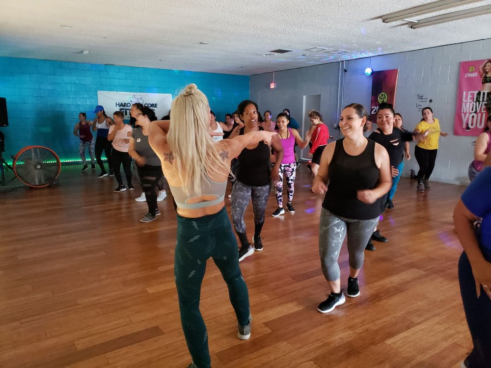 Social Spots from Hard Core Fitness