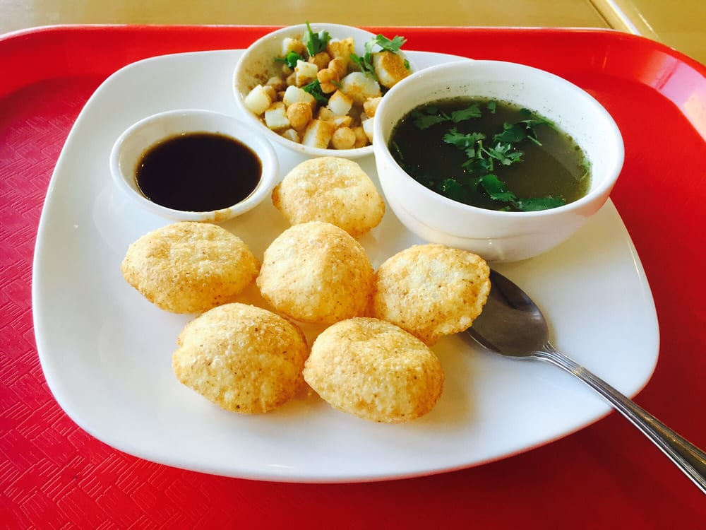 how to make paani poori