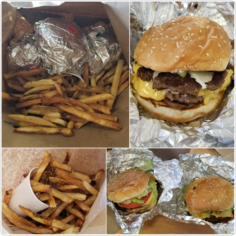 44 P Os For Five Guys