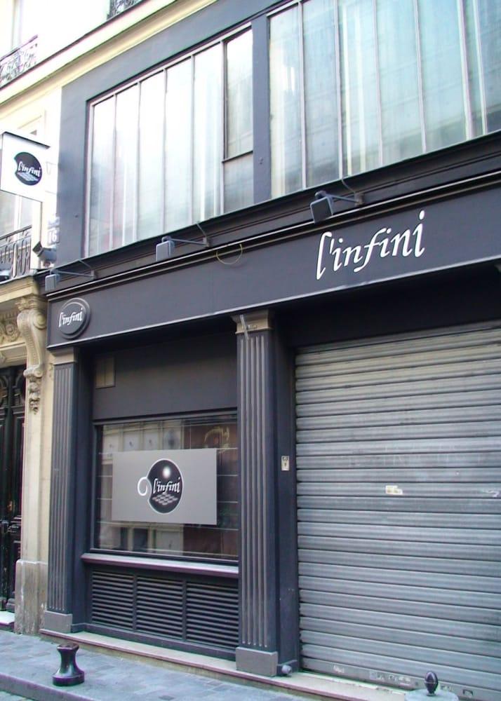 Photo de L'infini - Paris, France. L'infini Paris
