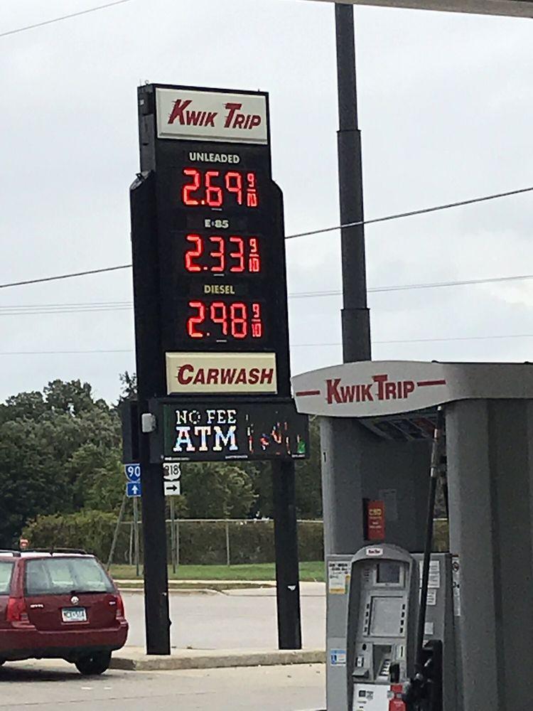 Kwik Trip: 1401 4th St NW, Austin, MN