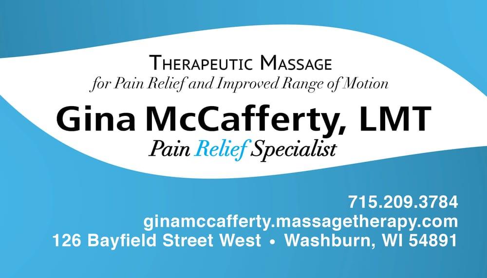 Shine Massage & Bodywork: 126 W Bayfield St, Washburn, WI
