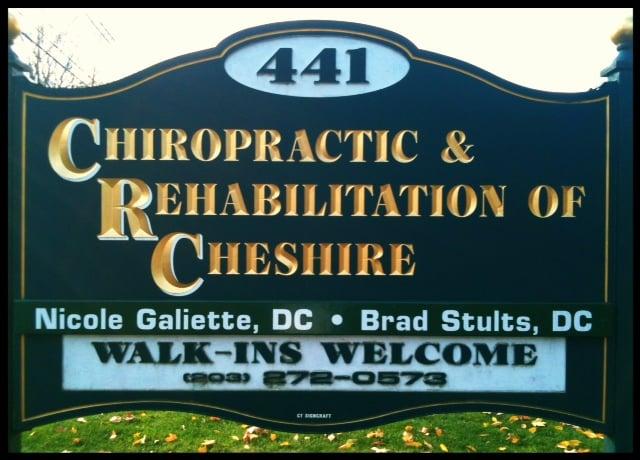 Chiropractic & Rehabilitation Center Of Cheshire: 441 Maple Ave, Cheshire, CT