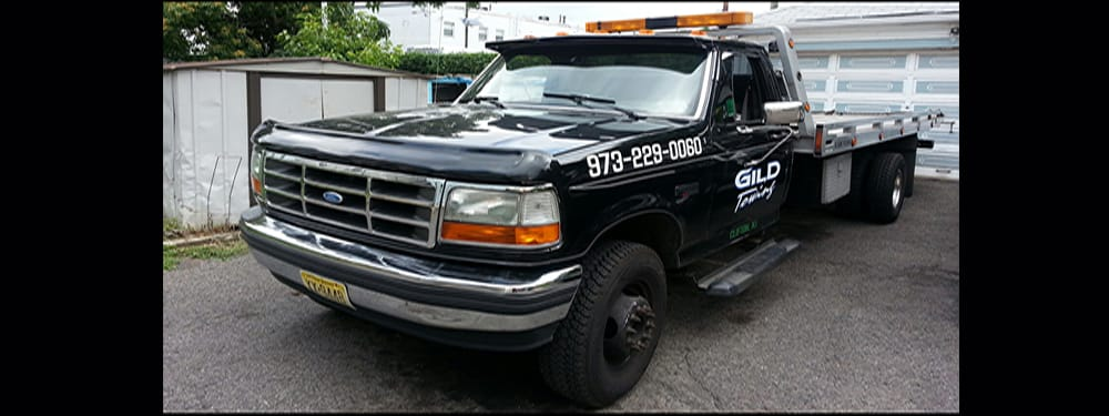 Gil D Towing: 42 Getty Ave, Clifton, NJ