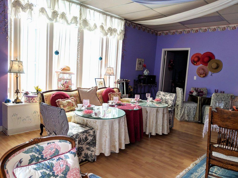 The Purple Door Tea Room: 701 Livernois St, Ferndale, MI