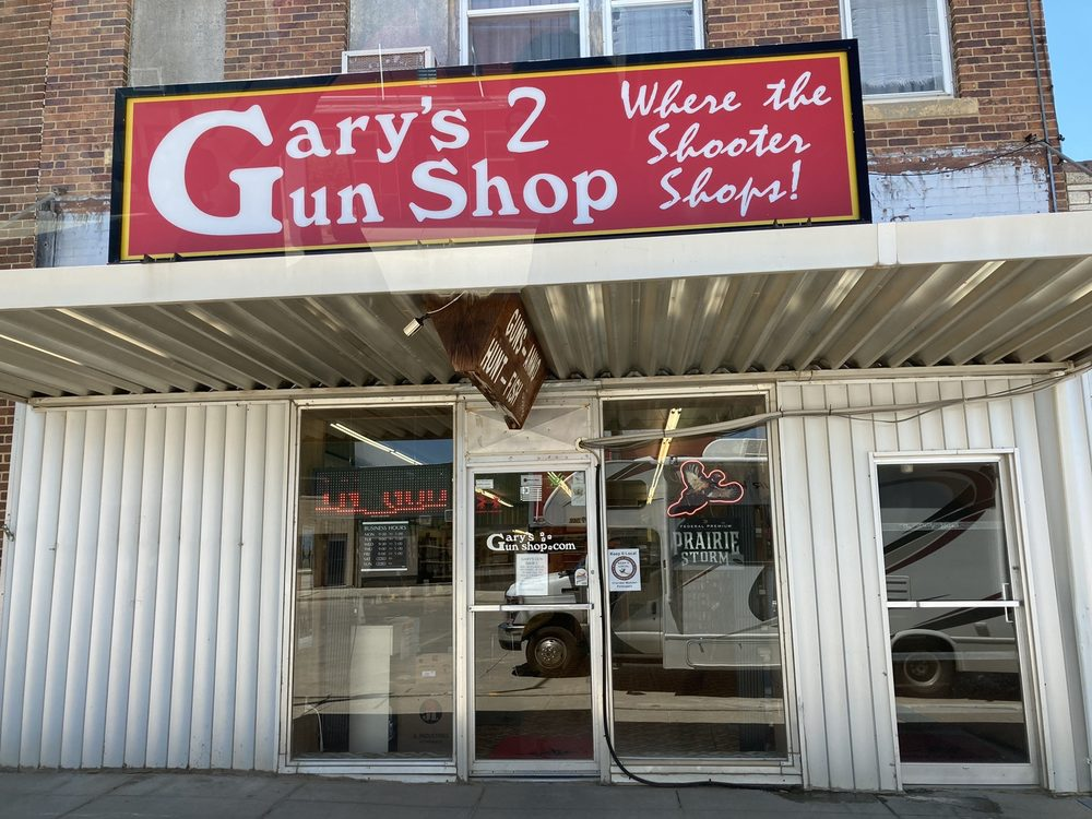 Gary's Gun Shop 2: 321 S Main St, Winner, SD