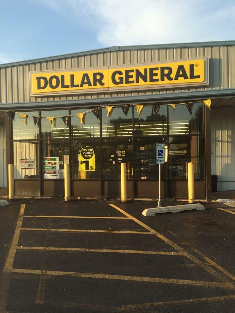 Dollar General: 1185 E Division St, Diamond, IL