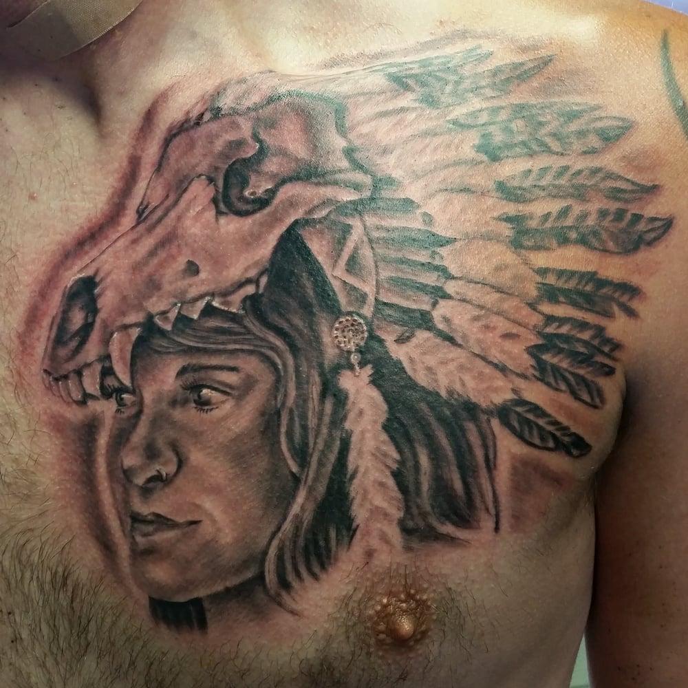 Gateway Tattoo Studio: 3859 W Outer Rd, Arnold, MO