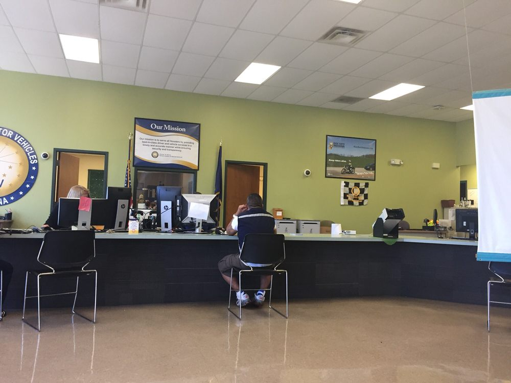 Bureau Of Motor Vehicles: 5155 S Meridian St, Indianapolis, IN