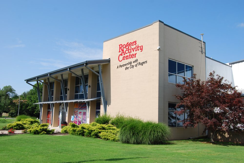 Rogers Activity Center: 315 W Olive St, Rogers, AR