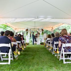 Photo of Backyard Tent Rental - Watertown MA United States. 20x40 tent with & Backyard Tent Rental - 42 Photos u0026 31 Reviews - Party Equipment ...