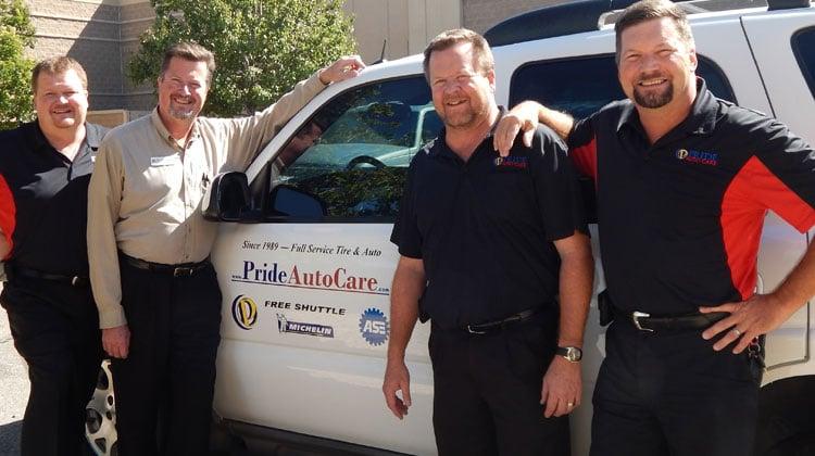 Pride Auto Care: 8787 E Dry Creek Rd, Centennial, CO