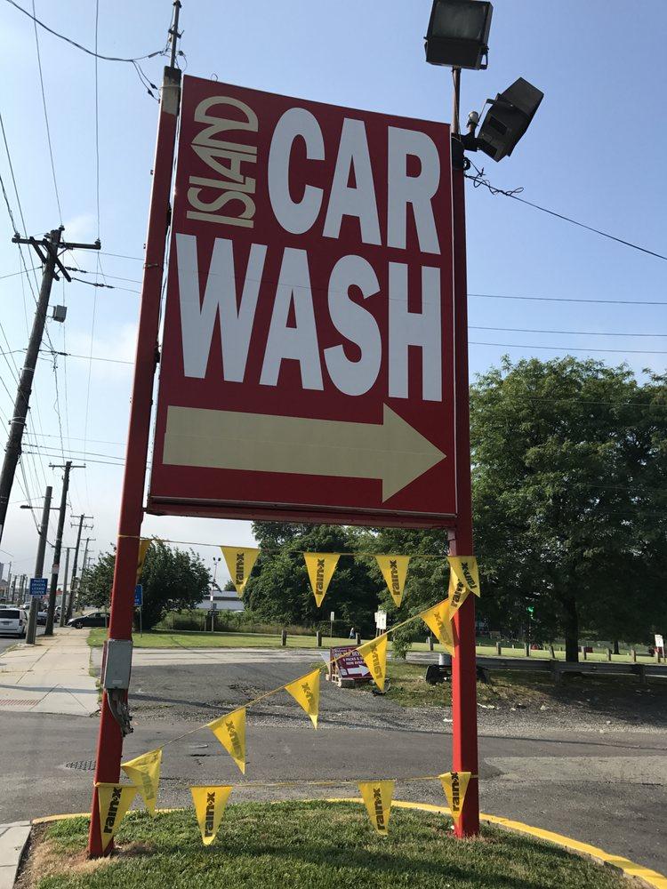 Island Car Wash: 2300 Island Ave, Philadelphia, PA