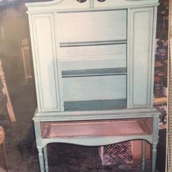 Superieur Photo Of A Woodart Furniture Restoration   Atlanta, GA, United States.  Painted Veneer