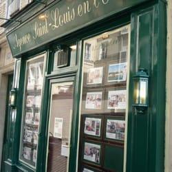 Agence saint louis en l ile estate agents 10 rue boutarel le de la cit - Agence saint louis lunel ...