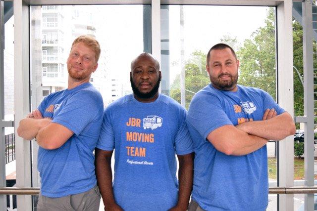 JBR Moving Team