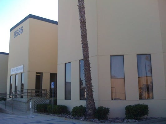 E B Bradley Co 9586 Distribution Ave San Diego CA Hardware
