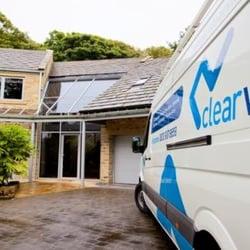 Photo of Clearview Bi-Folding Doors - Holmfirth West Yorkshire United Kingdom ... & Clearview Bi-Folding Doors - Home Decor - Unit K4 Meltham Mills ... pezcame.com