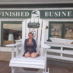Photo Of Unfinished Business Cape Cod   West Yarmouth, MA, United States