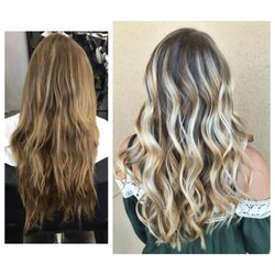 Photo Of Rockin Locks Salon Long Beach Ca United States Before And