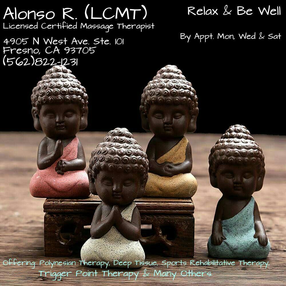 Alonzo's Massage & Muscle Manipulation Therapy