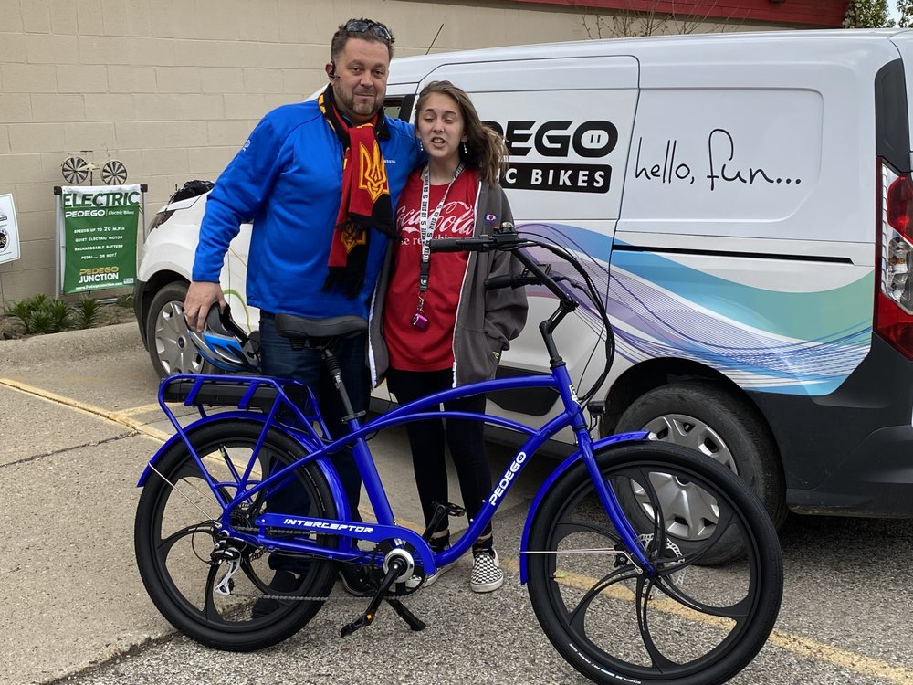 Pedego Junction Electric Bikes: 31785 S River Rd, Harrison Township, MI