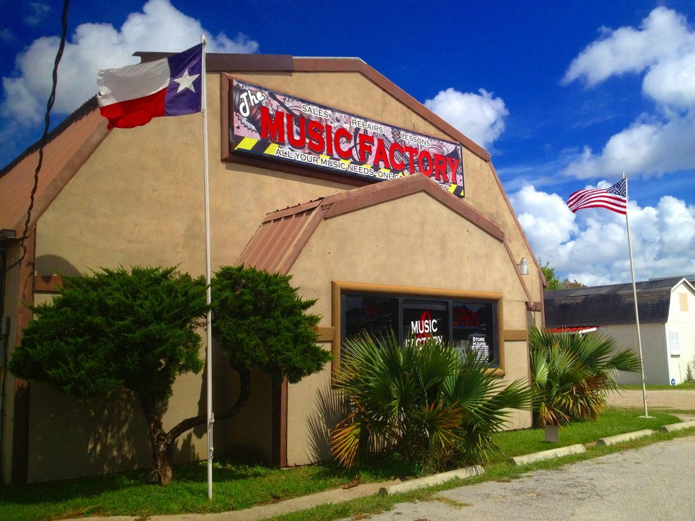 The Music Factory: 1411 E Broadway St, Pearland, TX