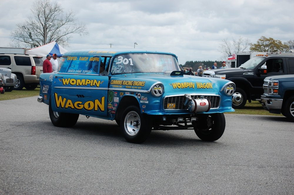 Atmore Dragway: 1301 Racetrack Rd, Atmore, AL