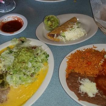 La Botana Tex Mex Restaurant Menu