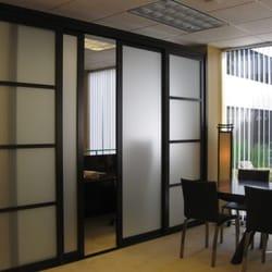 The sliding door company 27 reviews door sales installation 3323 hyland ave costa mesa - Hanging sliding room divider ...