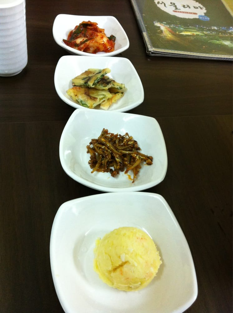 Seoulria Korean Restaurant Singapore