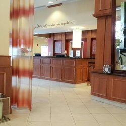 Photo Of Hilton Garden Inn   Elkhart, IN, United States. Front Counter At
