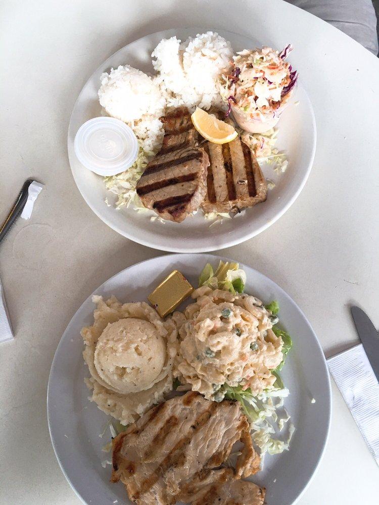 Shaka Restaurant: 5673 Mamalahoa Hwy, Naalehu, HI