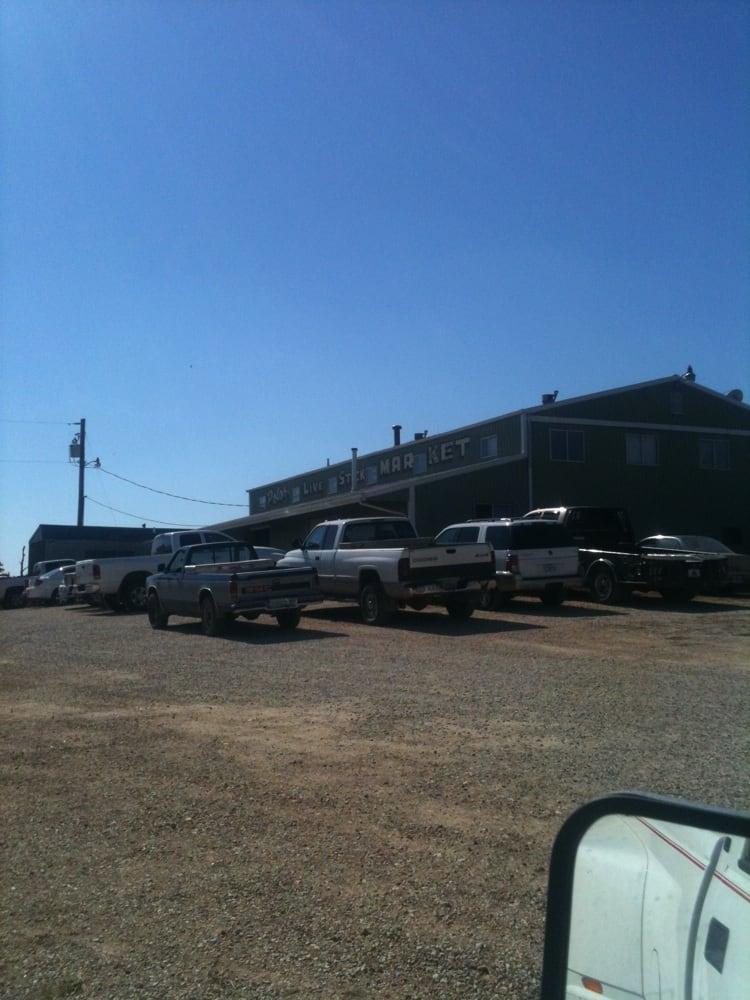 Potosi Livestock Market: Highway 21 N, Potosi, MO