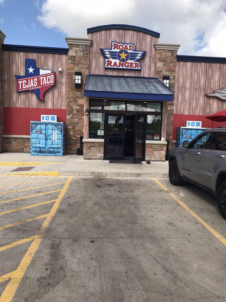 Road Ranger: 18337 Templeton Ave, Harlingen, TX