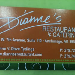 dianne s restaurant catering closed sandwiches 550 w 7th ave