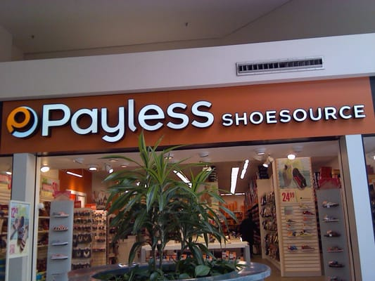 New Towne Mall Shoe Stores