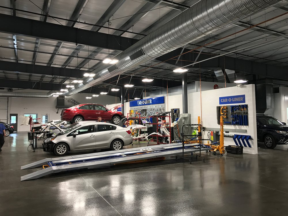 Goldstein Collision Center: 1669 Central Ave, Albany, NY