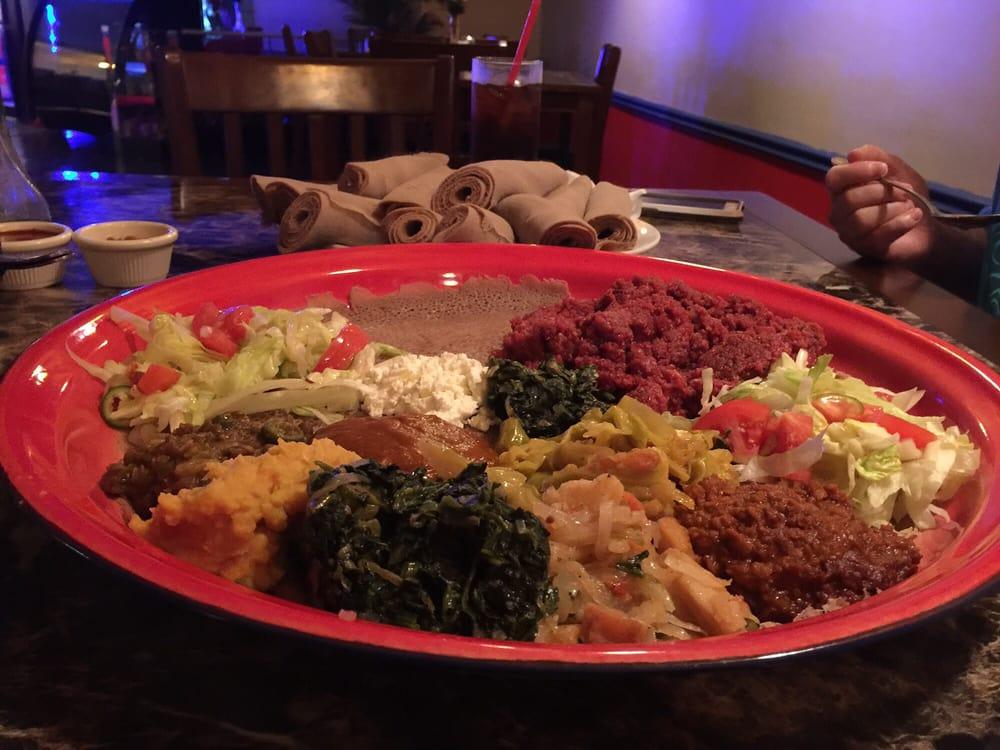 Dire Dawa Cafe & Restaurant: 2119 Buckingham Rd, Richardson, TX