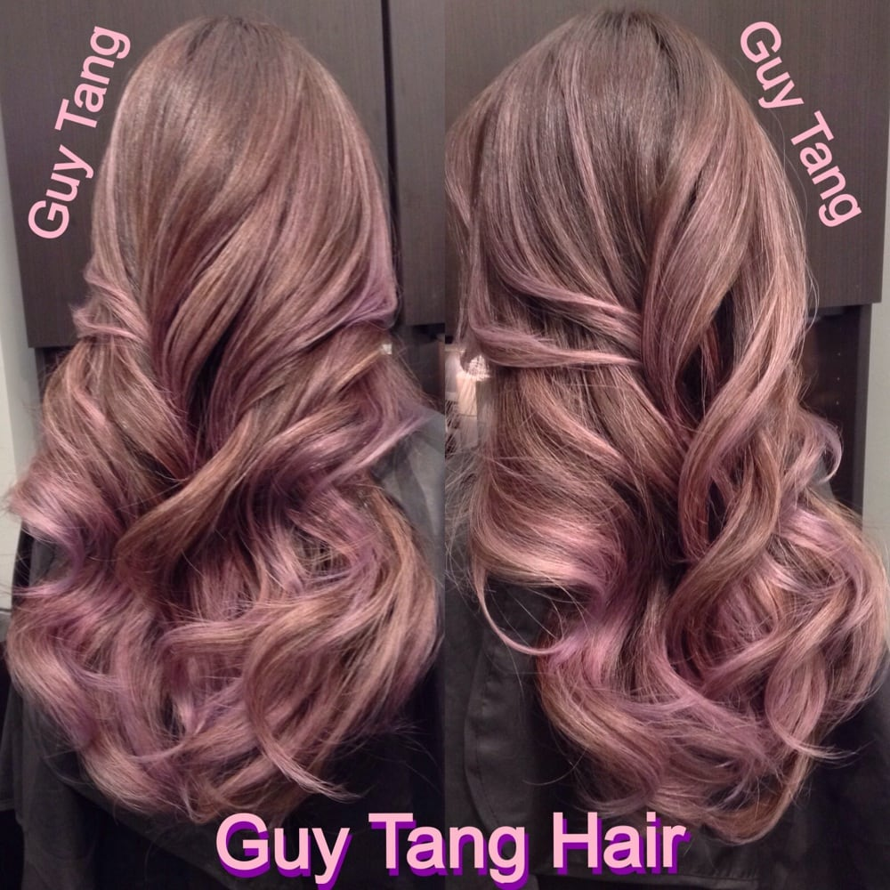 Lavender Blonde Ombr 233 By Guy Tang Yelp