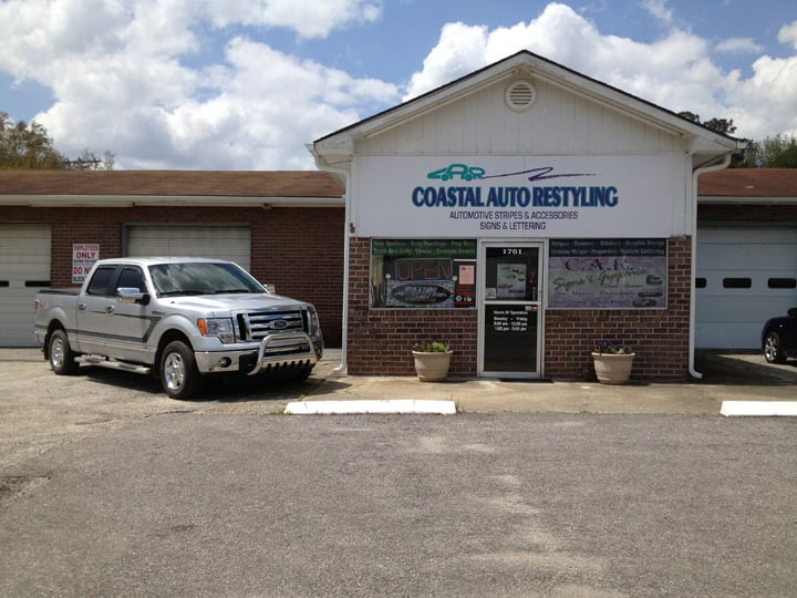 Coastal Auto Restyling: 1701 Park View Rd, Conway, SC