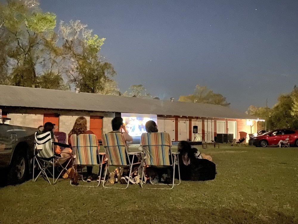 Palaver Tree Theater: 59 Shadeville Rd, Crawfordville, FL
