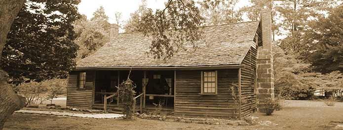 Shaw House: 110 W Morganton Rd, Southern Pines, NC