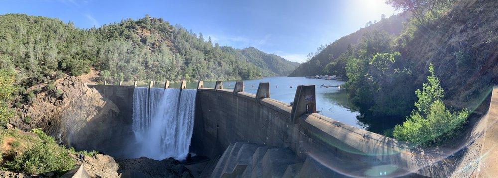 Black Hole of Calcutta Falls: Ca Hwy 193, Auburn, CA
